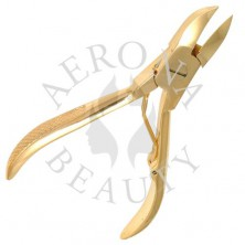 Gold Plated Nail Nipper