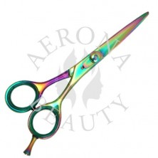Barber Scissors Titanium  Coating