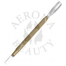 Cuticle Pusher Gold Plated