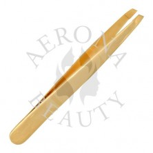 Gold Plated Tweezers